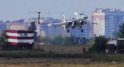 США заявили о «небезопасном» перехвате самолёта-разведчика