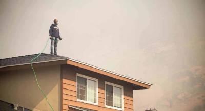 Число жертв пожаров в Калифорнии перевалило за 40
