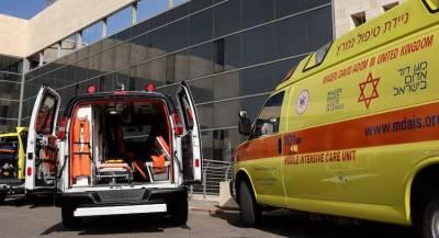 Десятки израильтян пострадали после ракетных обстрелов