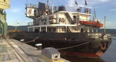 Моряки российского судна объявили голодовку в Турции