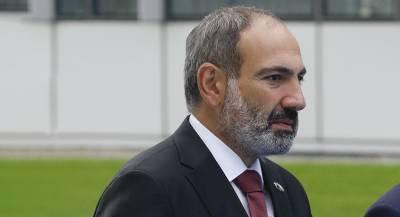 Пашинян добился роспуска парламента Армении