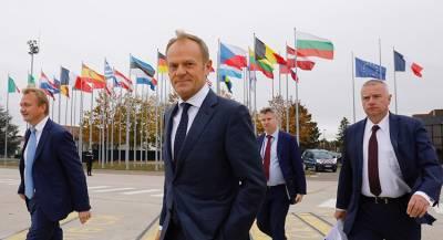 Туск опасается большой войны в Европе
