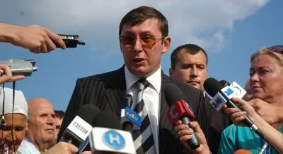 Генпрокурор Украины передал президенту прошение об отставке