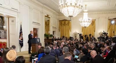 Суд восстановил пропуск в Белый дом журналисту CNN