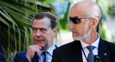 Медведев заявил о трагическом опыте Ливии