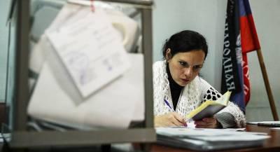 Глава ЛНР Пасечник подытожил день выборов