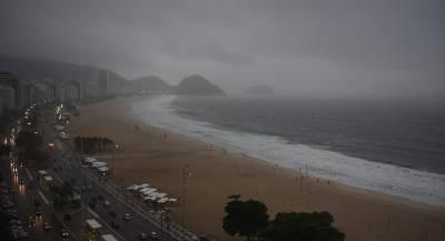 Несколько человек стали жертвами оползня в Бразилии