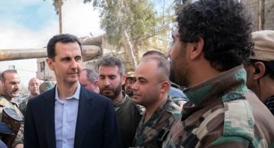Охрана Асада разоблачила заговорщиков в его дворце