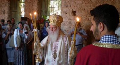 Экзарх Константинополя: РПЦ доставляет радость антихристу