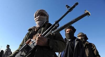 Талибы захватили базу в Афганистане