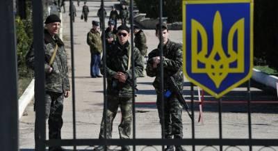 Военные массово бегут из украинской армии