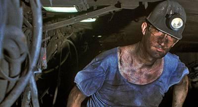 Польский рабочий исчез в угольной шахте