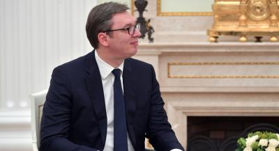 Вучич назвал целью пошлин этническую чистку сербов