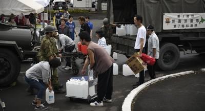 Власти Японии провели в стране учения с ракетной угрозой