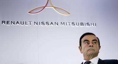 Гона уволили с поста председателя совета директоров Nissan