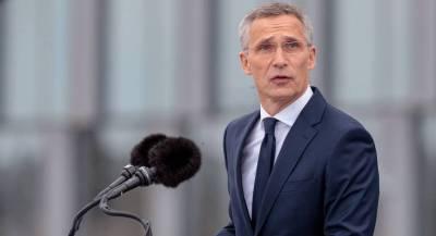 Столтенберг снял ответственность с НАТО за события в Ливии