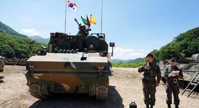 Пхеньян назвал учения Южной Кореи и США анахронизмом