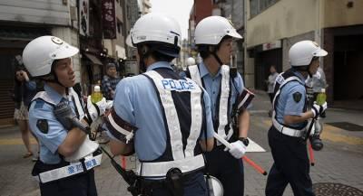 Грузовик врезался в жилой дом в Японии