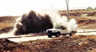 Массовое уничтожение боевиков произошло в Ираке
