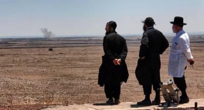 Нетаньяху: Израиль останется на Голанских высотах