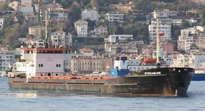 Моряки российского судна прекратили голодовку в Турции