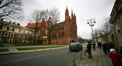 Забастовку школы в Литве поддержали родители