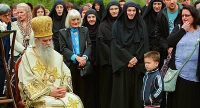 Сербская церковь упрекнула Константинополь в расколе