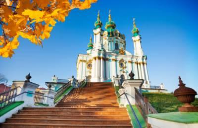 Андреевская церковь в Киеве переходит в подчинение Константинополя