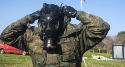 ДНР обвинила Украину в подготовке атаки с химоружием