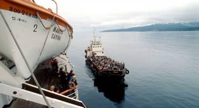 Япония выразила протест Корее из-за судна у спорных островов