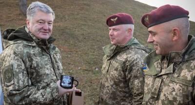 Порошенко назвал вступление в НАТО гарантией мира