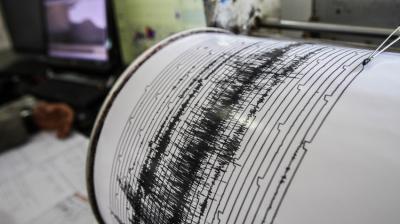 Землетрясение произошло на северо-западе Китая