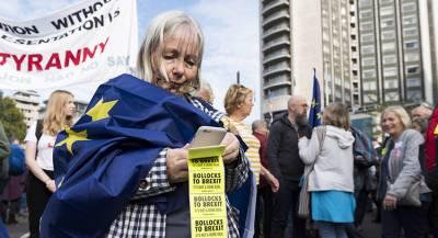 Лондон и Брюссель согласовали проект договора о Brexit