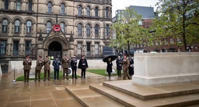 Британцы почтили память погибших в мировых войнах