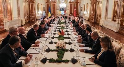 Порошенко назвал Турцию своим союзником