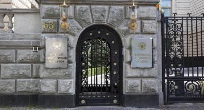 Полиция Берлина сняла оцепление у посольства России
