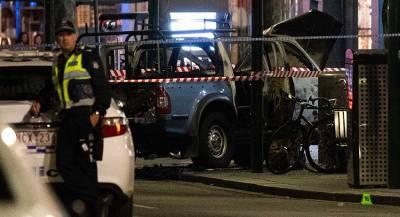 Устроивший атаку в Мельбурне мужчина хотел совершить взрыв