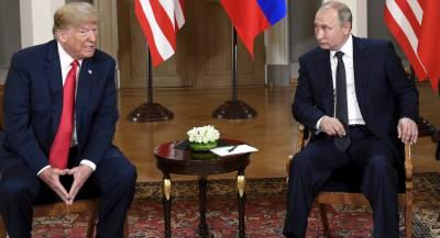 Путин и Трамп проведут встречу в Париже «на ногах»
