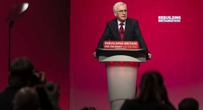 Лейбористы хотят сформировать правительство после Brexit