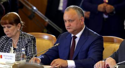 Додон заявил о готовности РФ снизить цены на газ