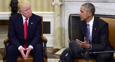 Трамп обвинил Обаму в истощении военного сектора