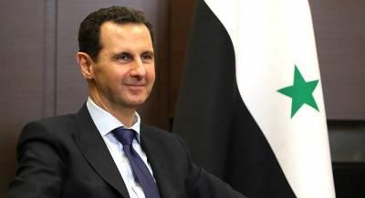 Асад и РФ стремятся к «прогрессу на политическом треке»