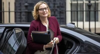 Экс-глава МВД стала британским министром труда