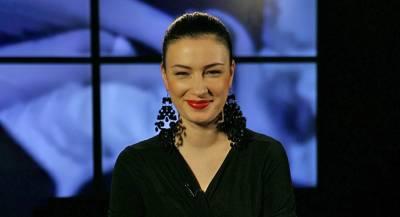 Певица Анастасия Приходько сбежала с интервью