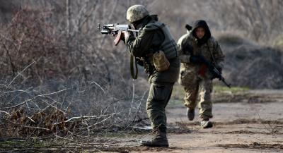 Украина обстреляла окраины ДНР в день выборов