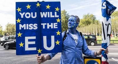 Еврокомиссия опубликовала план действий по Brexit