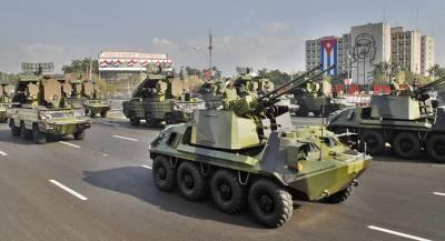 Россия даст кредит на обновление армии Кубы