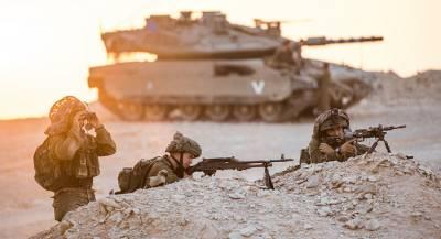 Израильские бульдозеры снесли дом палестинца около Неблуса