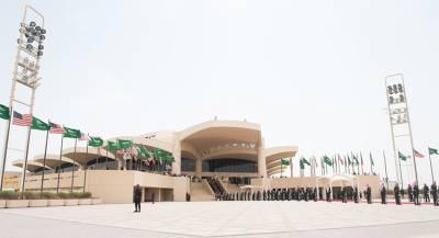 Международный аэропорт Эр Рияда затопил ливень