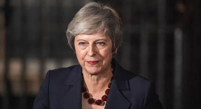Мэй уверена в преодолении кризиса из-за Brexit